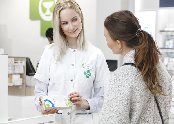 Suomalaiset ovat tyytyväisiä apteekkipalveluihin