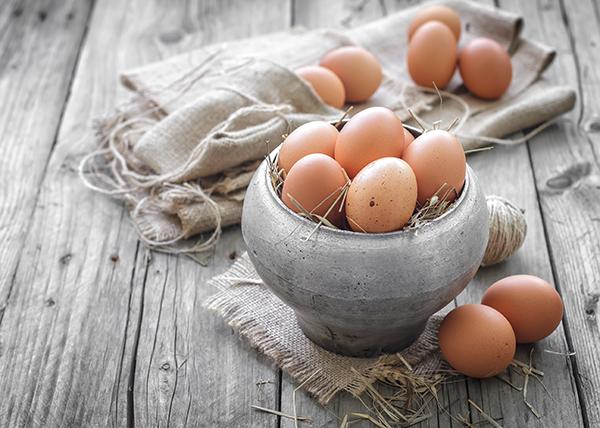 Kananmunien terveysriskit luultua vähäisempiä