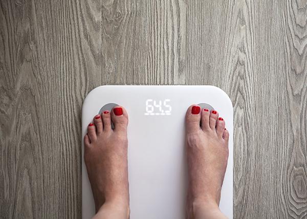 Laihtuminen pienentää yli 50-vuotiaden rintasyöpäriskiä