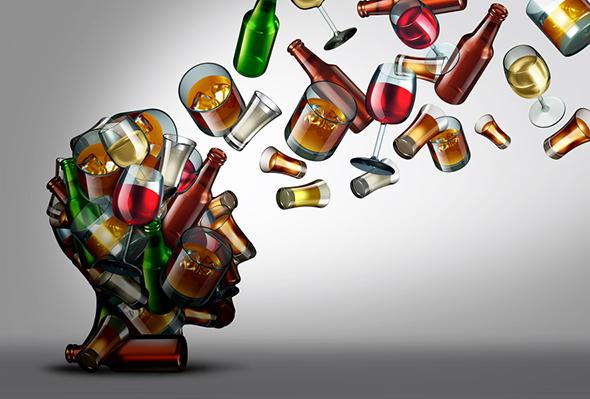 Alkoholin käytön lopettaminen parantaa psyykkistä hyvinvointia