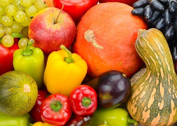 Värikäs ruokavalio pitää muistin virkeänä
