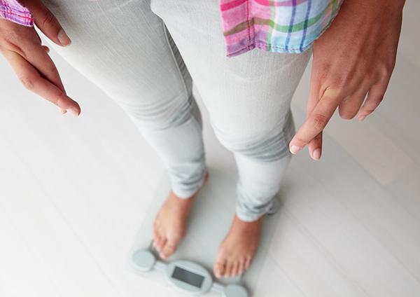 Laihduttaminen lihottaa normaalipainoista