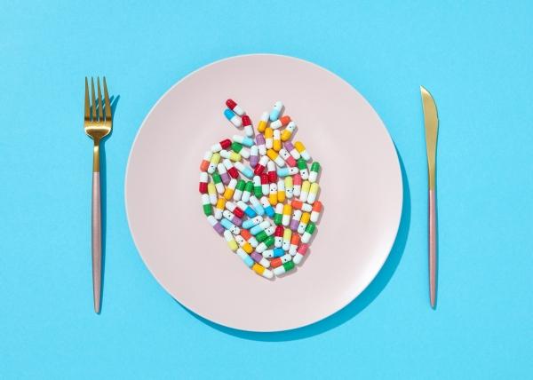 Ravintolisien hyöty laihduttamisessa vähäistä